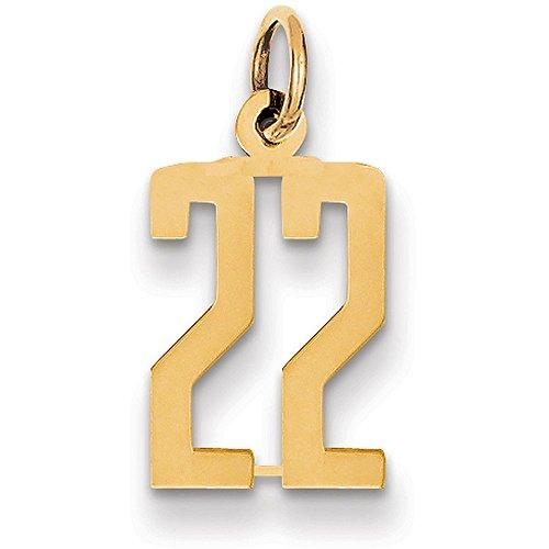 22 number - 5