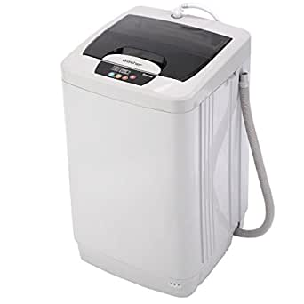 giantex small compact portable washing machine 2 cu ft fully automatic 12 lbs spin. Black Bedroom Furniture Sets. Home Design Ideas