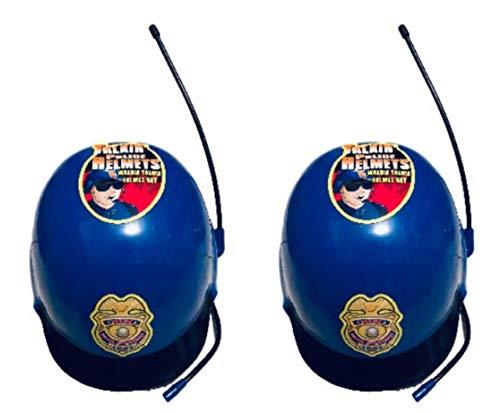 CLB Police Talkin'Helmets - Walkie Talkie Set Children by CLB (Image #2)