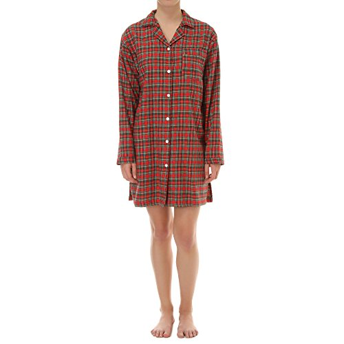 Lady Law - Nancy woman, camicia da notte, flanella