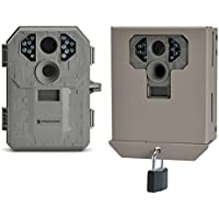 Stealth Cam P12 Infrared 6MP Scouting Trail Hunting Game Camera + Security Box