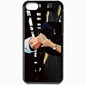 Personalized iPhone 5C Cell phone Case/Cover Skin 2013 eminem every every from web Black