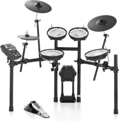 Roland TD-11KV-S V-Compact Series Electronic Drum Set (Roland Drum Cymbals)
