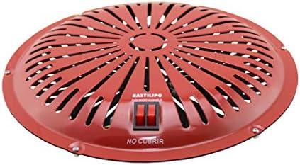 Bastilipo - Brasero electrico 900W para mesa de camilla - Radiador ...