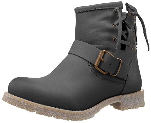 Coolway Women's Fauna Boot, Black, 40 EU/9.5 M US