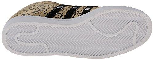 adidas adidasSUPERSTAR Up W - Superstar Up W Unisex-Kinder Damen Gold/Black/White