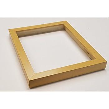 Amazon.com - Shadowbox Gallery Wood Frames - Natural, 24 x 30 -