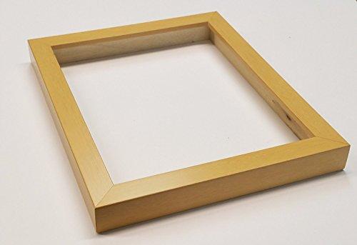 Wood 24 Natural - Shadowbox Gallery Wood Frames - Natural, 20 x 24