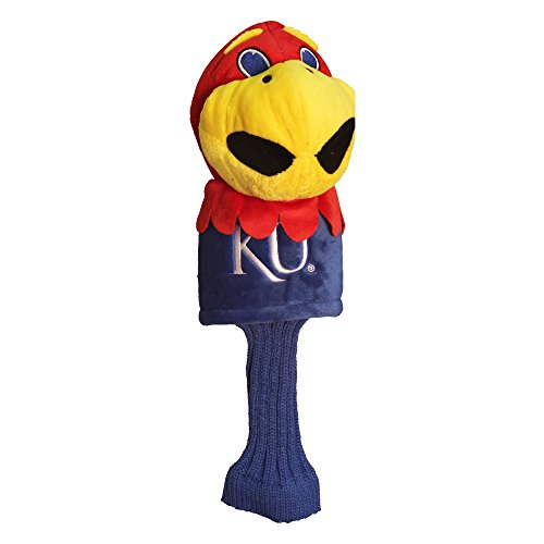 NCAA Kansas Team Mascot Head