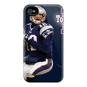 Fashionable LQC16320eCPP Iphone 6 Cases Covers For New England Patriots Protective Cases