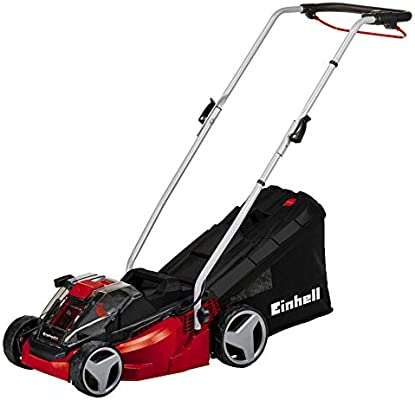Einhell GE-CM 33 Li - Cortacésped inalámbrico Power X-Change (2x18 ...