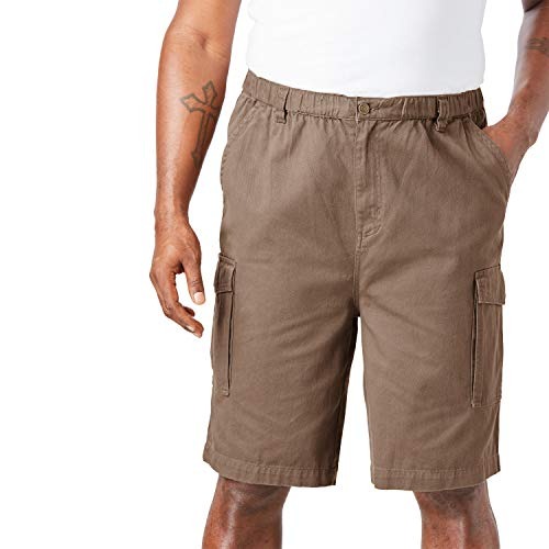 Full Elastic Waistband - Boulder Creek Men's Big & Tall 9