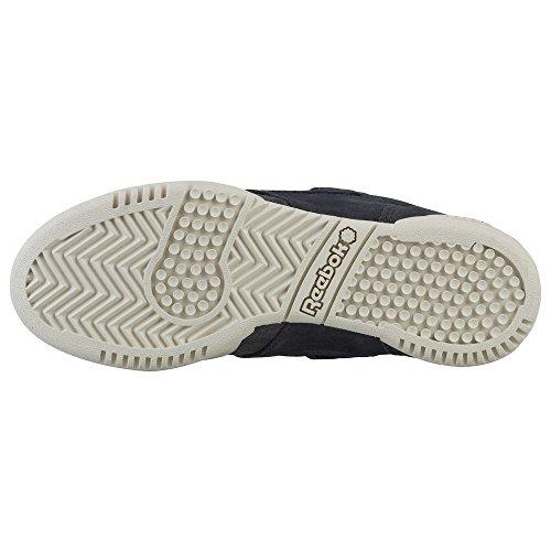 Reebok Workout Mid Island Camo - M46820 - Couleur: Blanc-Graphite - Pointure: 35.5
