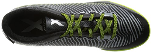 Nero Argento Scarpe Da 15 Plamat Seliso Adidas Verde Calcio J X Cg Unisex 3 negbas Bambini YCxXvq7