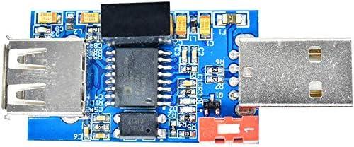 ICQUANZX Modulo di Isolamento della Scheda isolatore da USB a USB da 1500 V ADUM4160 Modulo ADUM3160