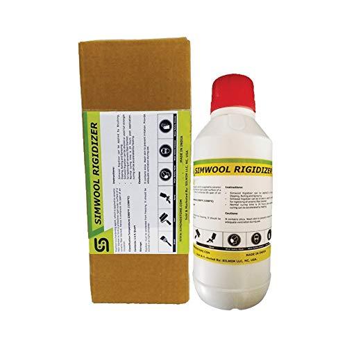 Simwool Rigidizer - Coating for Ceramic Fiber Blanket - 1 Quart by Unknown (Image #2)