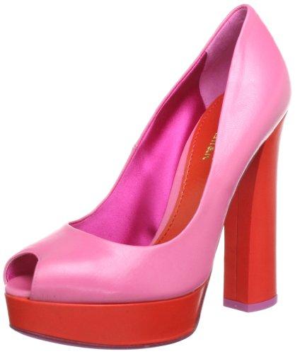 Sebastian Sandales femme Rouge CAPNUD S5681 NER Red r81ntrg