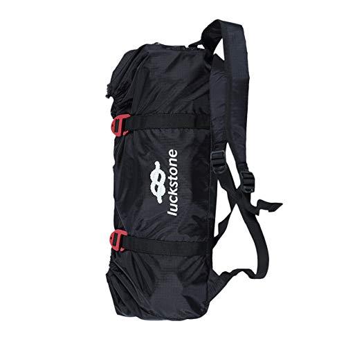 Sala-Fnt - Outdoor Folding Nylon Rock Climbing Rope Bag Gear Equipment Holder Storage for Camping Climbing Caving Equipment Accessories