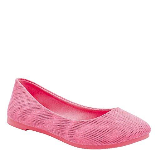 Ideal Ideal Ballerine Ideal donna donna Shoes Ballerine donna Ballerine Shoes Shoes Rose Rose vH5ArqOHwc