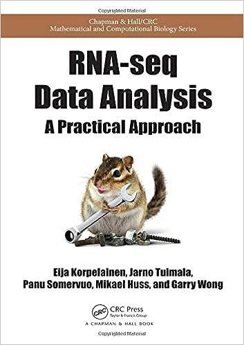 Amazon com: RNA-seq Data Analysis: A Practical Approach