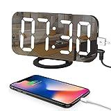 "Best Digital Alarm Clocks - LED Digital Alarm Clock with Large 6.5"" Easy-Read Review"