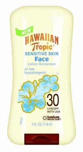 Hawaiian Tropic Sensitive Skin Sunscreen