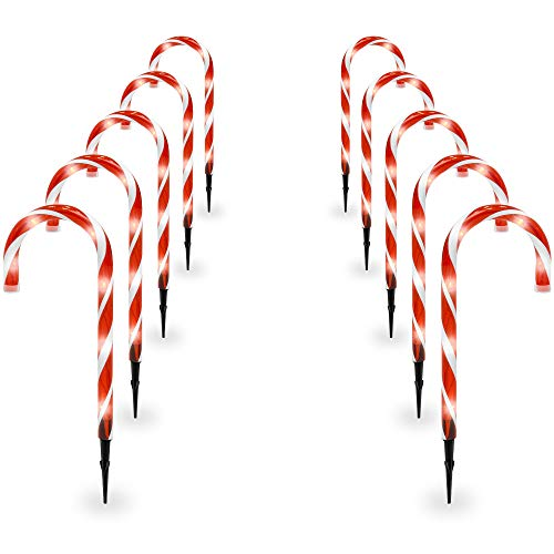 Light Up Candy Cane Outdoor in US - 8