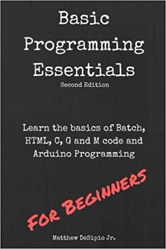 Basic Programming Essentials: Learn the Basics of Batch