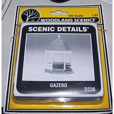Gazebo Scenic Details Woodland Scenics