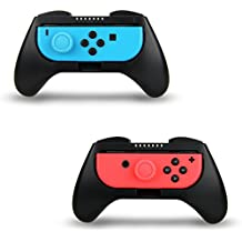 TPFOON Joy-Con Controller Grip Kits for Nintendo Switch, 2 Pack