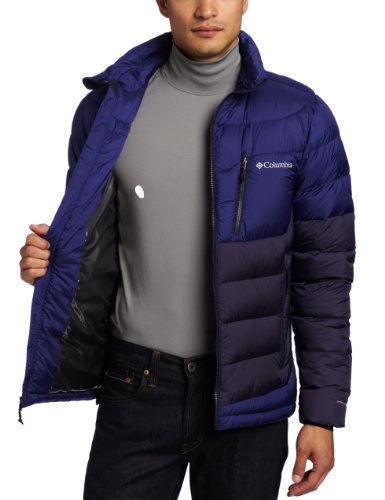 Columbia Men's Powerfly Down Puff Jacket