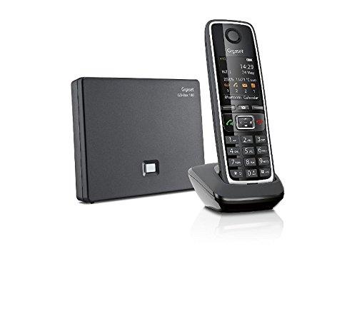 857 opinioni per Gigaset C 530 A Go Telefono Cordless VoIP, Chiamate via Internet, 3 Segreterie
