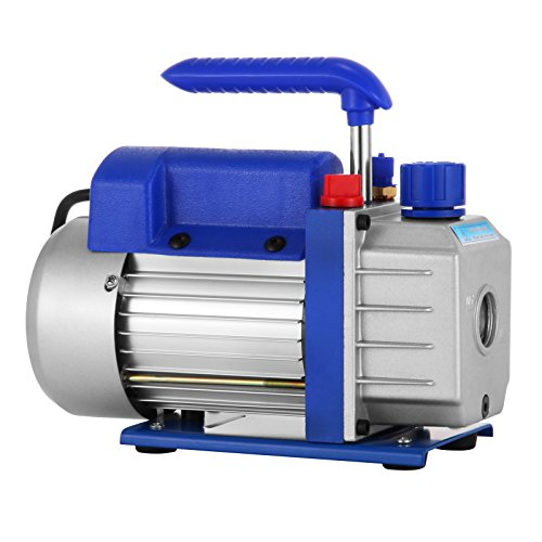 Air Vacuum Pump : Mophorn rotary vane vacuum pump cfm hp air