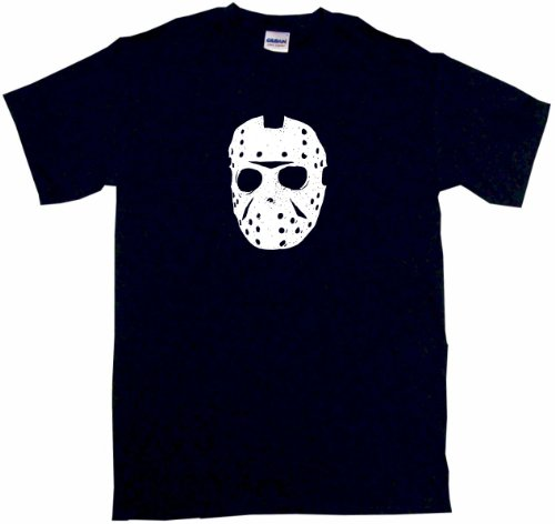 Jason Mask Logo Kids Tee Shirt