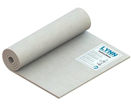 """Lynn Manufacturing Kaowool 2300F Ceramic Fiber Blanket, 100"""" x 24"""" x 1/2"""""""