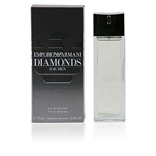 io Armani Diamonds Eau de Toilette Spray for Men, 1 Ounce ()