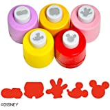 Mini Mickey Icon Punch 5 coset (japan import)