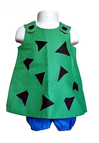 [Pebbles and Bamm Bamm Halloween Coordinates-Sold Separately] (The Flintstones Halloween)