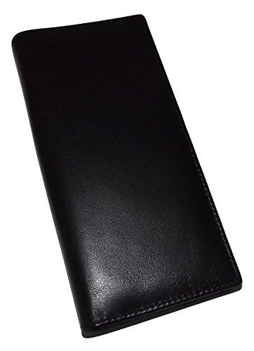 Italia Leather Men's RFID Blocking Breast Pocket Secretary ID Wallet - Wallet Breast Mens Secretary