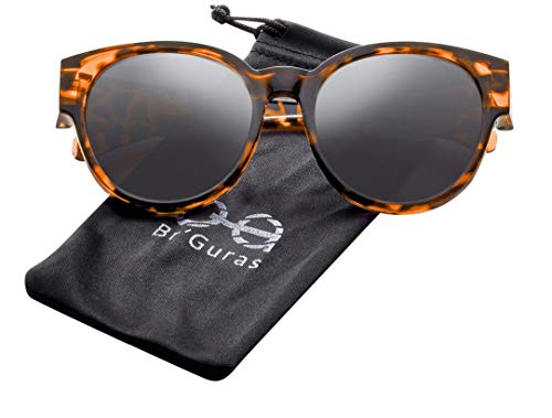 Br'Guras Polarized Oversized Fit