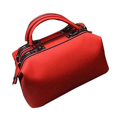 Wild Candy Handbags Big 2018 Ctooo Bag New Red Women Retro gBXw8q