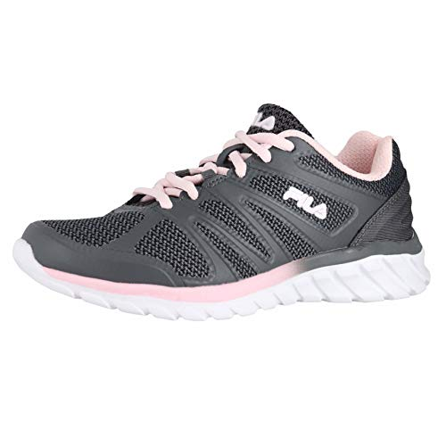 - Fila Women's, Memory Cryptonic 3 Running Sneakers Black 8.5 M