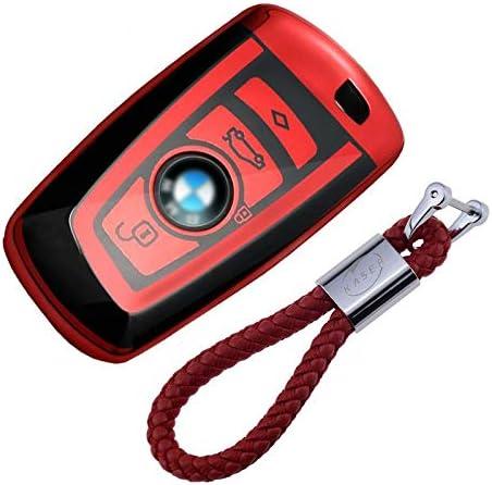 Custodia silicone NERO guscio protettivo telecomando auto car BMW E90 E91 BM1
