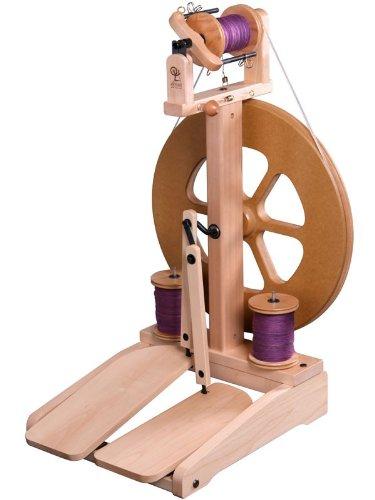 Ashford Kiwi Spinning Wheel - Finished