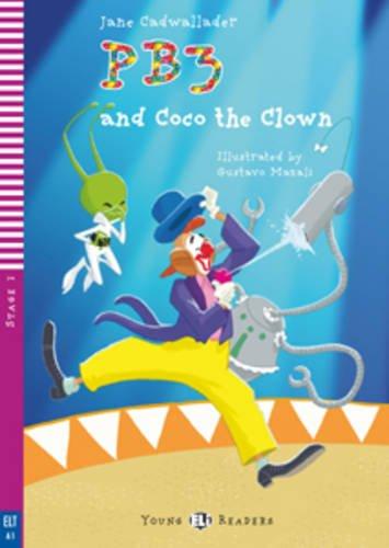 PB3 et Coco le Clown + CD pdf epub