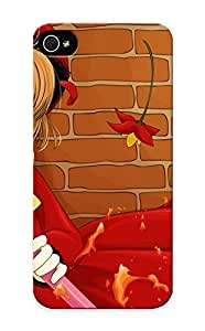 meilinF000Defender Case With Nice Appearance (Anime Cardcaptor Sakura) For iphone 4/4s / Gift For New Year's DaymeilinF000