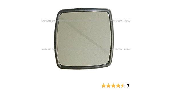 OCPTY Truck Side View Black Lower Mirror Back View Towing Mirror Wide Angle 3686123c91 for 2002-on International Durastar 4300 4400 7400 7600 8500 8600 Workstar Transtar Prostar Lonestar