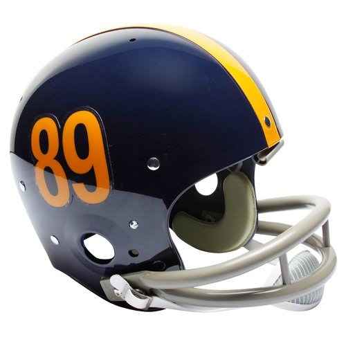 Panthers Multi Sport Helmet - NCAA Pittsburgh Panthers Full Size TK Helmet