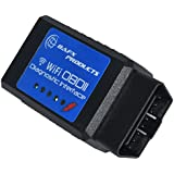BAFX Products - OBD Reader for Check Engine Lights & Other Diagnostics (for iOS Devices)
