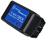 BAFX Products WiFi OBDII Reader / Scanner for iOS Devices